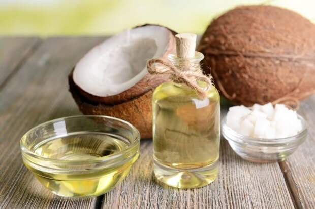 жиросжигающие продукты: кокосовый орех