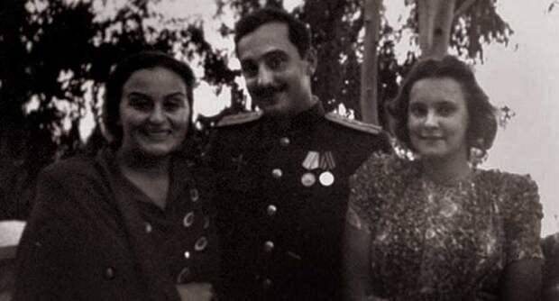 Судьба советской красавицы Нино Берии после расстрела мужа