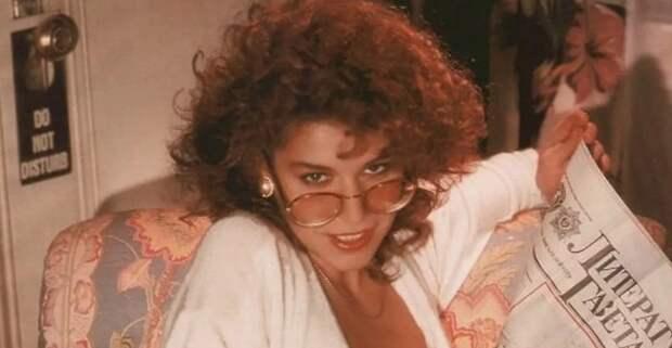 Фотосессия для playboy 1989г.