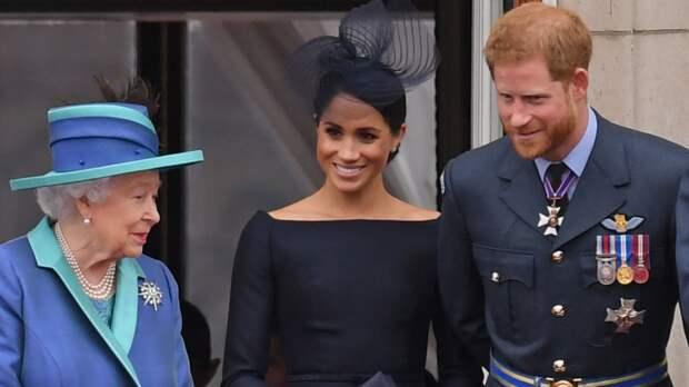 Королева приняла решение о судьбе Гарри и Меган и еще 5 новостей, которые вы могли проспать