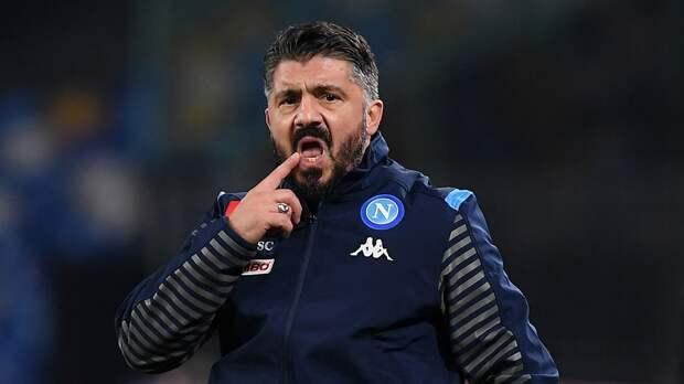 Гаттузо: «Какой смысл «Наполи» выходить в 1/8 финала Лиги Европы, если некому играть?»