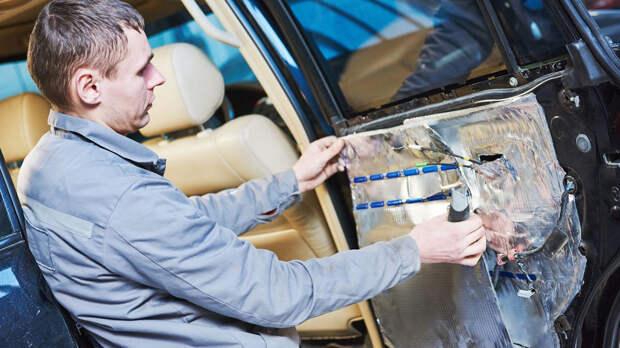 Об опасности дополнительной шумоизоляции автомобиля рассказали водителям