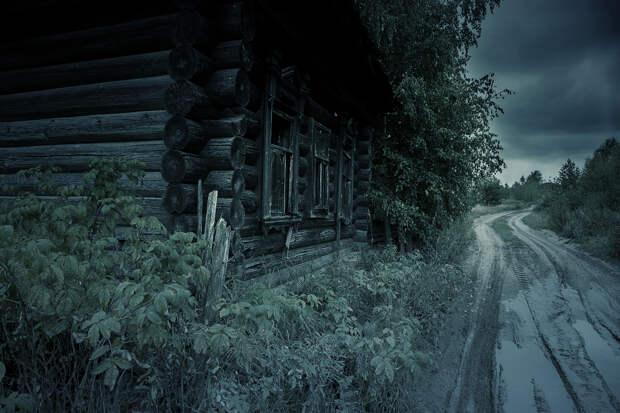 """Страшные истории на ночь. Мистические рассказы про деревню. """"Неполноценность"""" - И.Шанин. Ужасы."""