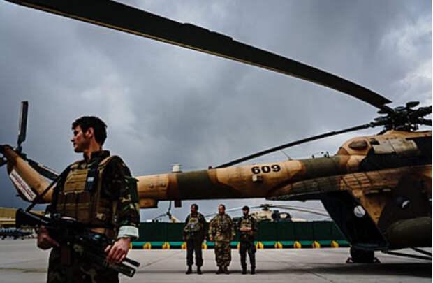 Турция начала вывод войск из Афганистана