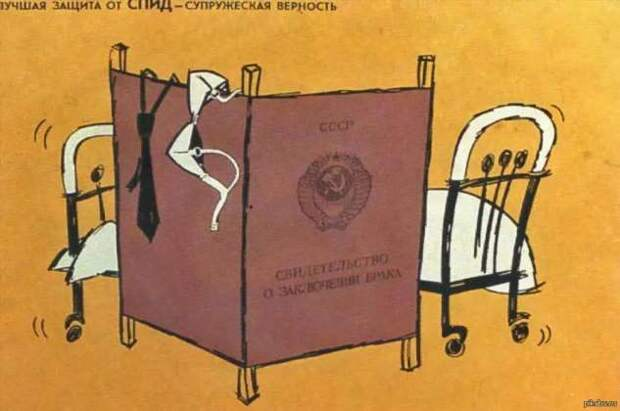 Методы контрацепции в СССР