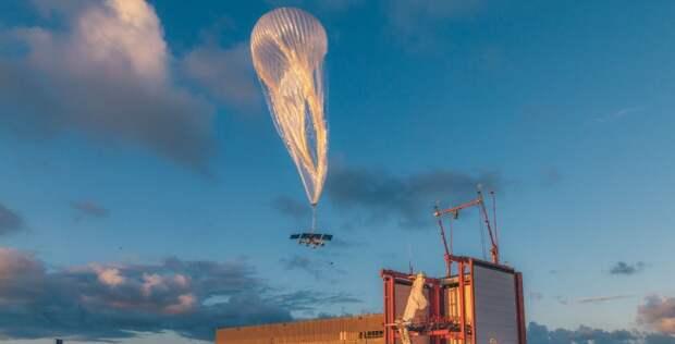 Интернет Google с воздушных шаров не придет в труднодоступные районы планеты