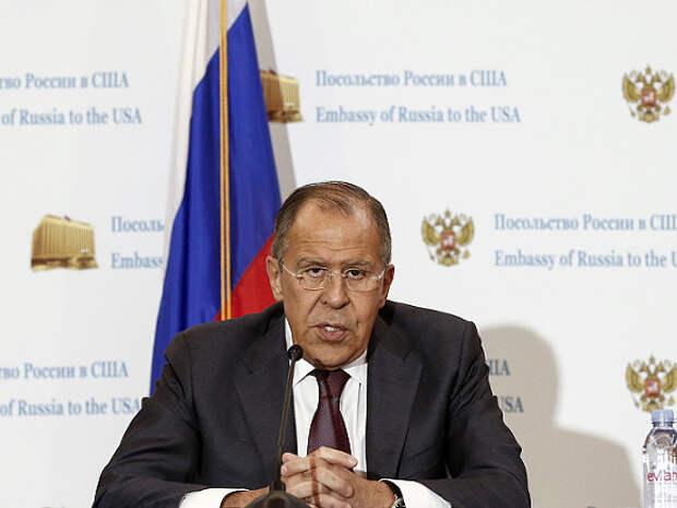 Лавров: Россия готова содействовать урегулированию ситуации на границе Киргизии и Таджикистана