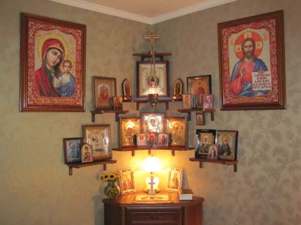 Вся правда о иконах в доме