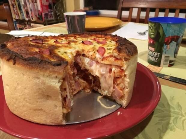 """Пиццы """"от бабушки"""""""