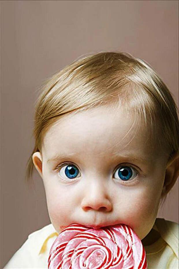 Формирование вкусовых предпочтений у малышей