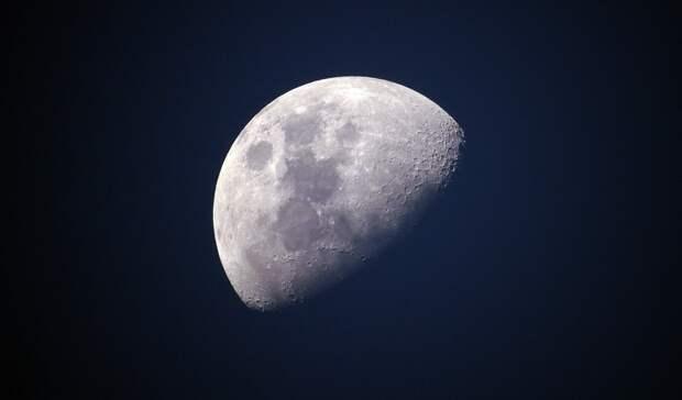 Первую женщину на Луну планирует высадить NASA в ближайшие 10 лет