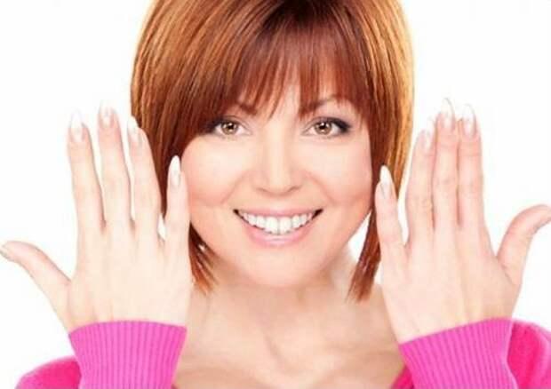 Здоровье человека и состояние ногтей