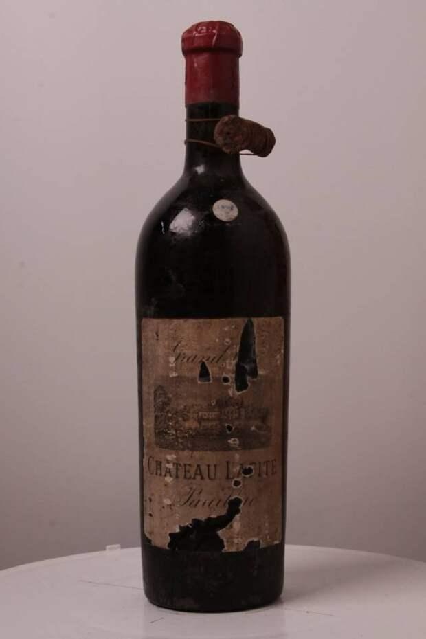 Топ-10. Самые старые вина в мире