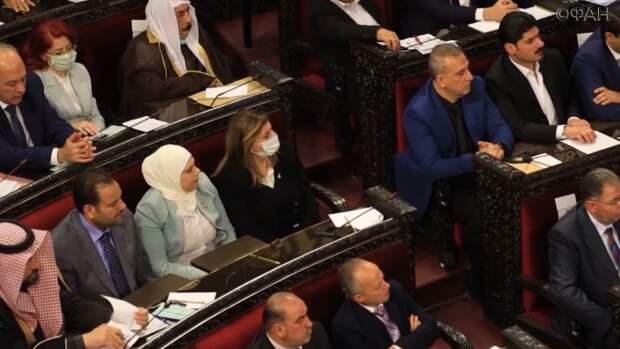 Члены Народного совета Сирии