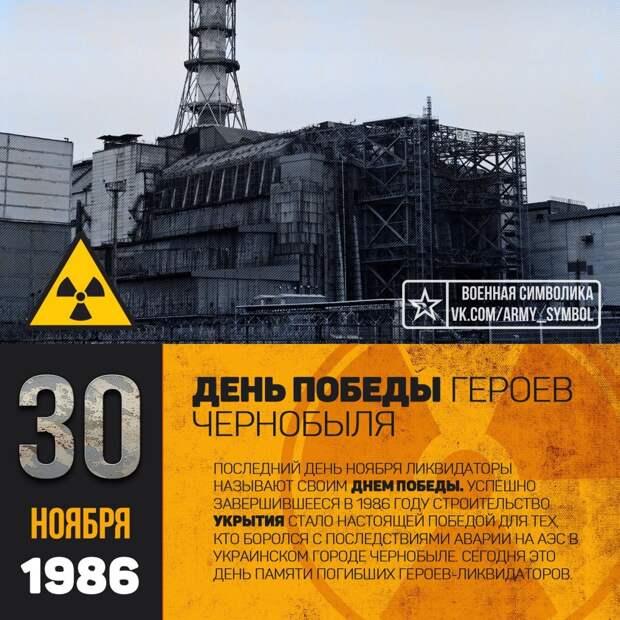 День победы Героев-Чернобыльцев