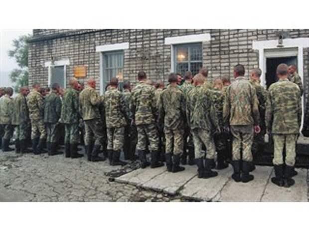 Массовый расстрел в армии и его сторонники: что случилось?