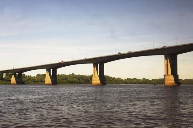 На Мызинском мосту появится подсветка