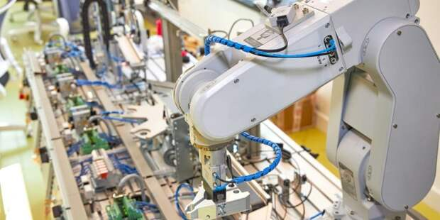 Сергунина: В Москве пройдут соревнования по робототехнике для школьников. Фото: М. Денисов mos.ru