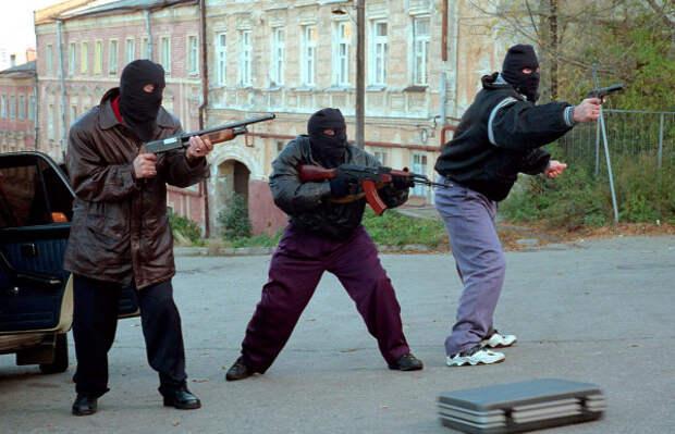 В Крыму задержали банду грабителей