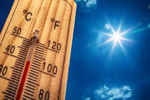 В Крыму объявлено штормовое предупреждение, связанное с аномальной жарой