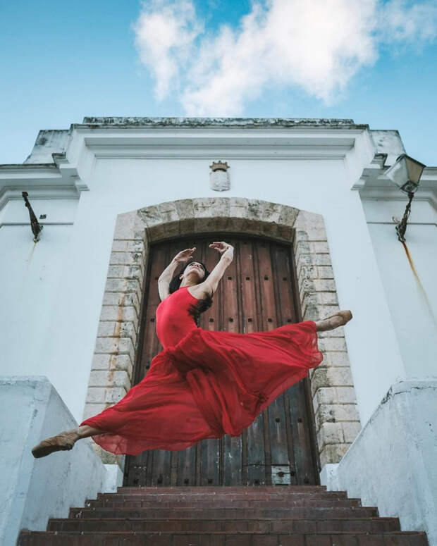 Омар З. Роблес фотографирует танец-9