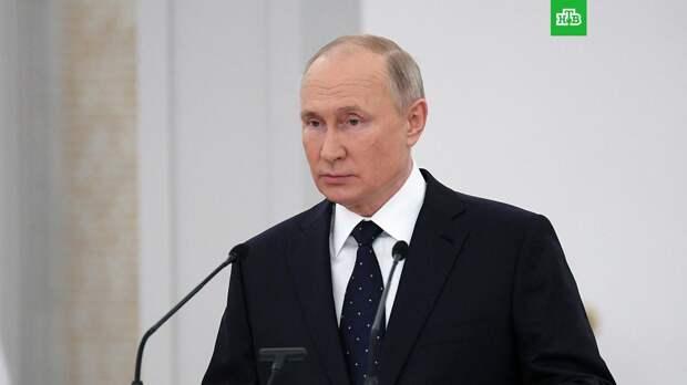 Путин: Россия выступает за восстановление партнерства с Европой