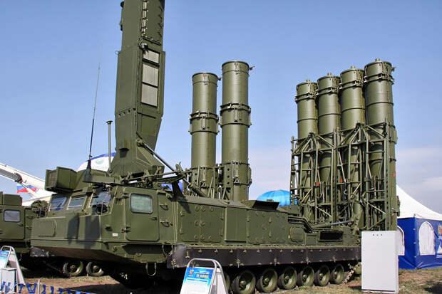"""Зенитную ракетную систему """"Антей-4000"""" впервые покажут на """"Армии-2020"""""""