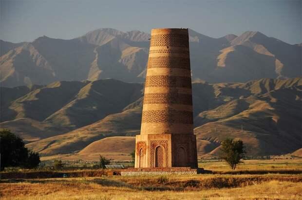 Башня Бурана, древний Кыргызстан и последний памятник затерянному городу