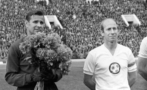 Лев Яшин - легенда советского футбола №1