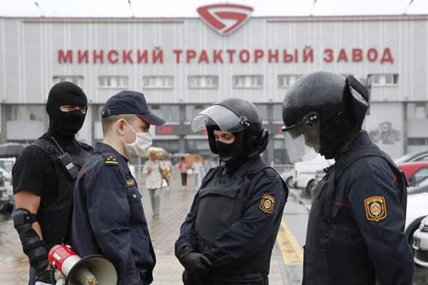"""Подстрекатели """"подставили"""" участников белорусских забастовок"""