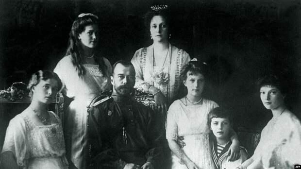 Про стоматологию в семье последнего Царя.