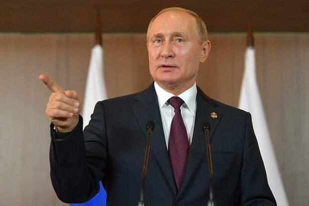 Больше Россией никто не будет управлять. Путин поставил шах и мат Западу