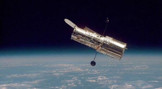 «Хаббл» перенес сбой в программном обеспечении
