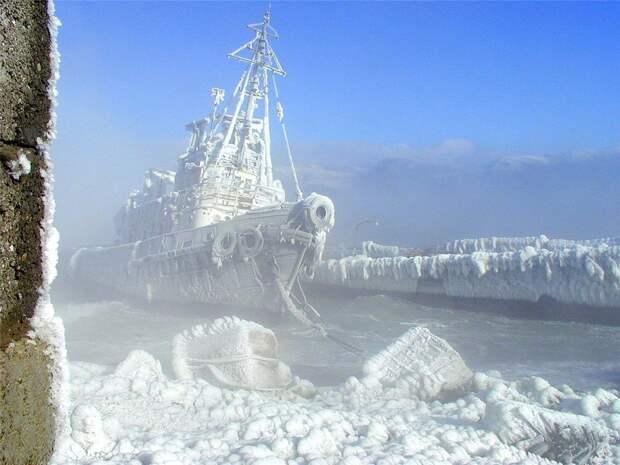 frozen11 Самые красивые фотографии морозной зимы