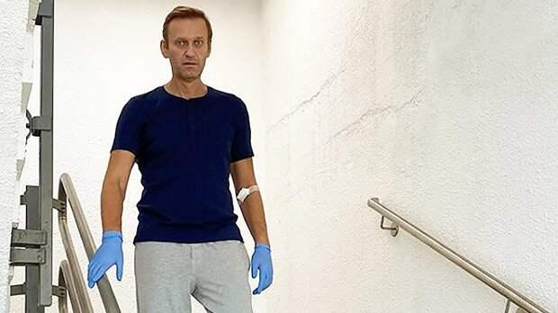 Навальный рассказал, как идет его восстановление в клинике «Шарите»