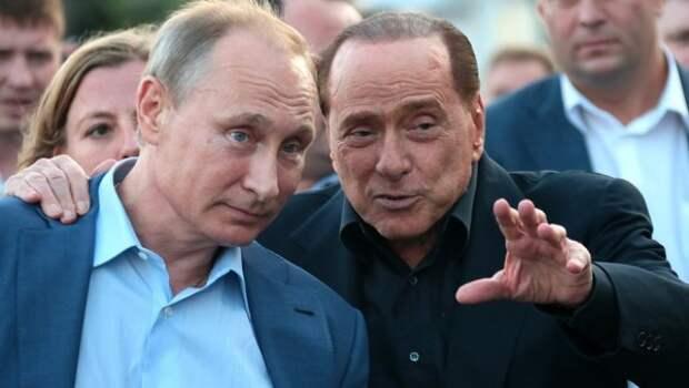 Берлускони: Крым – самая красивая часть России