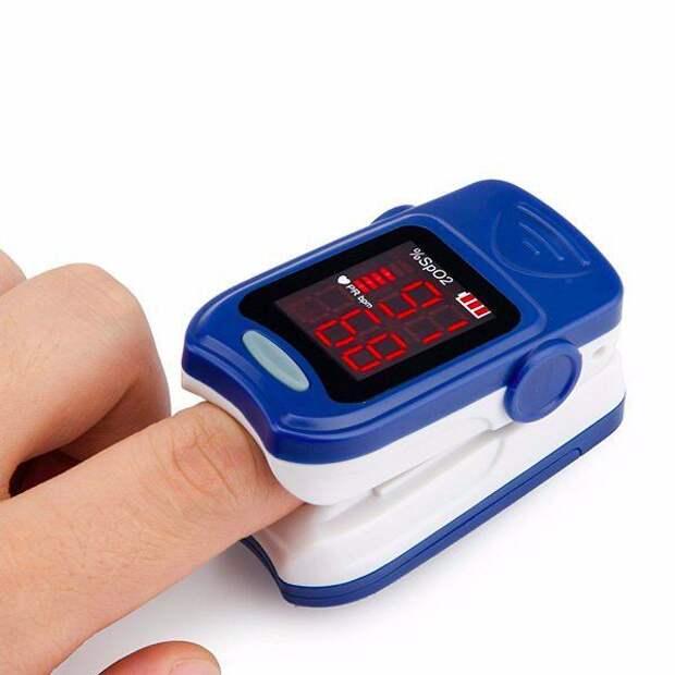 Зачем проверять насыщение крови кислородом: способы определения SpO2