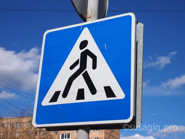 На улице Оружейника Драгунова в Ижевске появится новый пешеходный переход