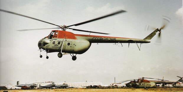 МИ-4: Вниманию неравнодушных к истории отечественной авиации.
