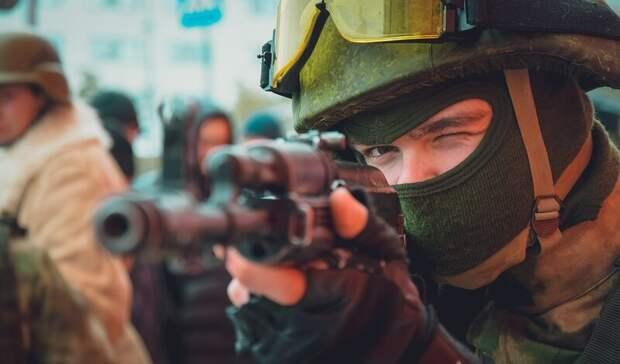 Военная служба по контракту стала на 15% популярнее среди волгоградцев