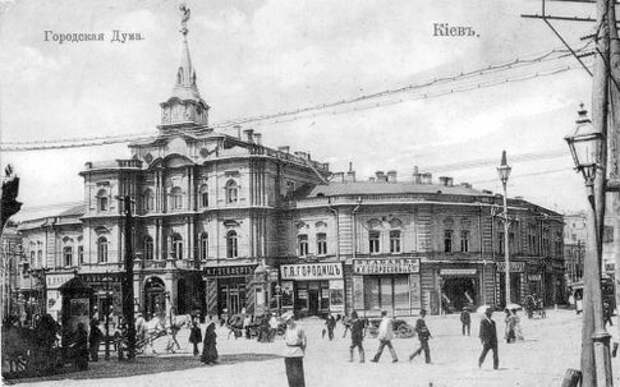 Век, когда у Киева была голова