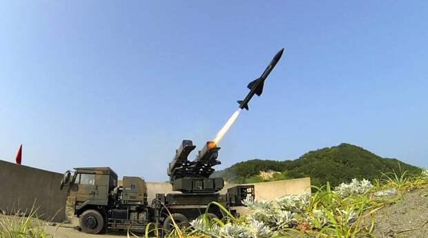 Современные японские зенитные ракетные комплексы