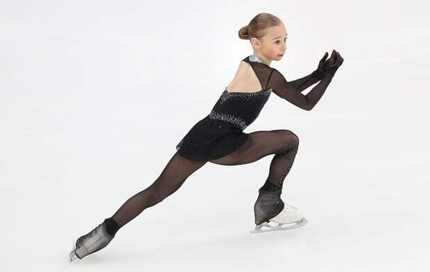 Авербух: «Жилина — очень одаренная девушка. У нее фантастические прыжковые способности и колоссальные возможности»