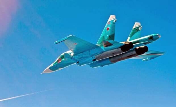 «Самый мощный тактический ударный самолет»: NI рассказало о новых вариантах Су-34
