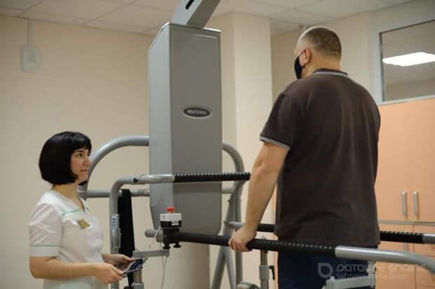 ЦУР Адыгеи рассказывает о реабилитации больных, тяжело перенесших COVID