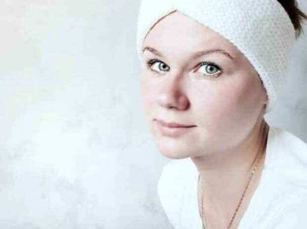 Как связать женскую повязку для головы спицами - пошаговый МК в фото и видео