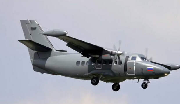 В России разбился самолет со спортсменами