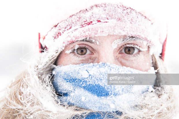 О замерзающей Украине
