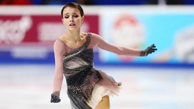 Российские фигуристки узнали стартовые номера в короткой программе на чемпионате мира в Стокгольме