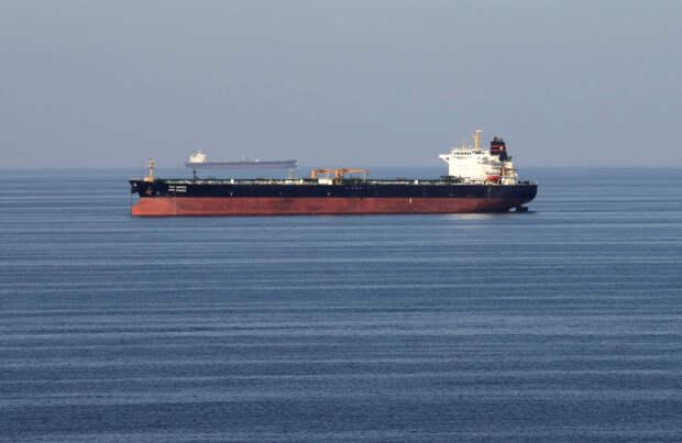 ВС США считают, что взрыв на танкере Mercer Street в Аравийском море — результат атаки дрона со взрывчаткой